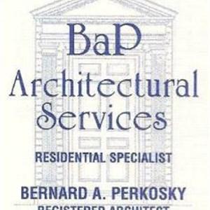 Bap Architectural Services Logo
