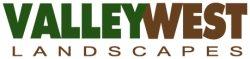 Valley West Landscapes Logo