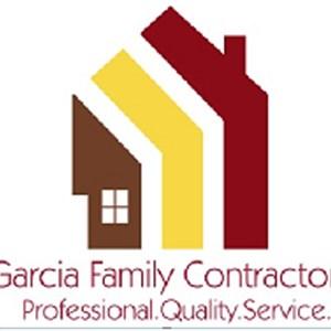 Garcia Family Contractors Logo