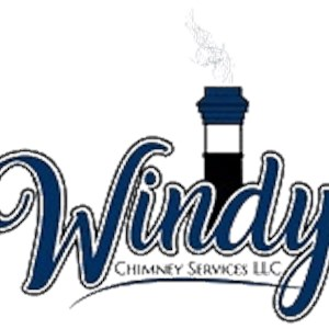 Windy Chimney Services LLC. Logo