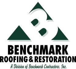 Benchmark Roofing & Restoration Logo