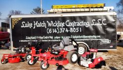 Luke Hatch Wickline Contracting LLC Logo