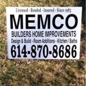Memco Builders and Home Improvements Logo