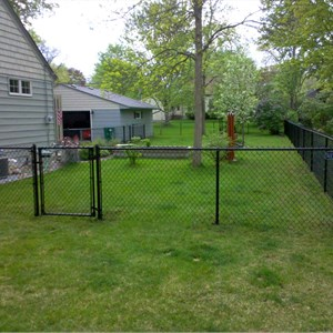 Southwest Michigan Fence co. call 269-589-2487 http://www.swmichiganfence.com/ Logo