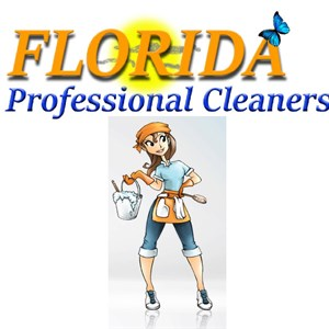 Florida Professional Cleaners Logo