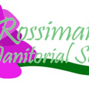 Rossimaids Janitorial Service Logo