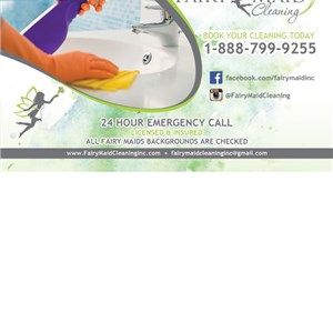 Commercial Cleaning Franchises Services Logo