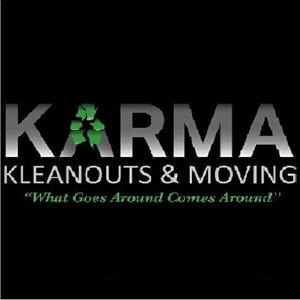 Karma Kleanouts And Moving Logo