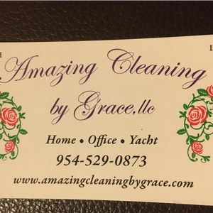 Amazing Cleaning by Grace LLC Cover Photo