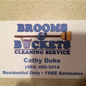 Brooms N Buckets Cover Photo
