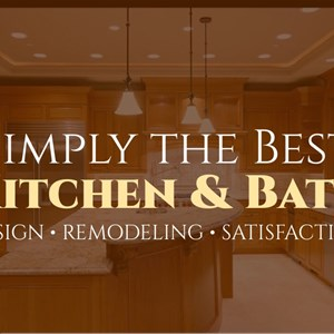 Simply The Best Kitchen & Bath LLC Logo