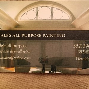 Canales all Purpose Painting llc Logo