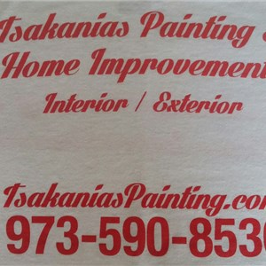 Tsakanias Home Improvements LLC Logo