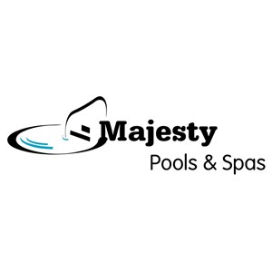 Majesty Pools & Spas Logo