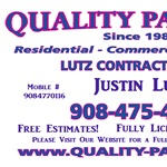Quality Painting Logo