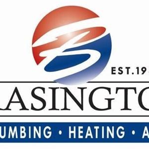 Brasington Plumbing Heating & Air Conditioning Logo