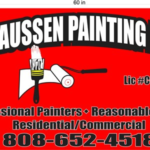 Claussen Painting Inc Logo