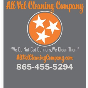 All Vol Cleaning Company Logo