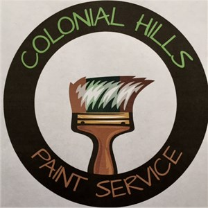 Colonial Paint Services Logo