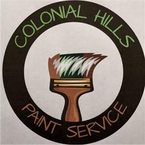 Colonial Paint Services Logo
