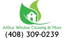 AllStar Window Cleaning and More Logo