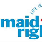 Maidright of Utah Logo