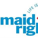 Maidright of Utah Logo