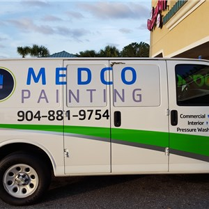 Medco Painting Corp. Logo
