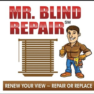 Mr. Blind Repair Logo