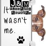 J & M Flooring LLC Logo