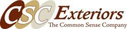 Csc Exteriors Logo