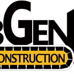 G3n Construction Logo