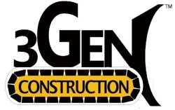 G3n Construction Logo