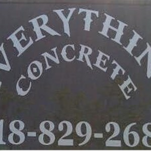 Everything Concrete LLC Cover Photo