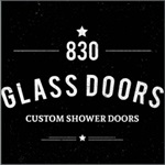830 Glass Doors Logo
