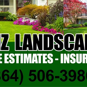 Ortiz Landscaping Logo