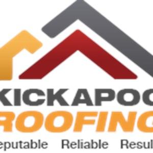 Kickapoo Roofing, LLC Logo