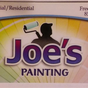 Joes Painting Cover Photo