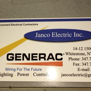 Janco Electric Inc Logo