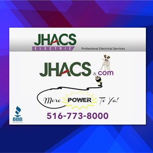 Jhacs Electric Logo