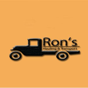 Rons Hauling & Transport Cover Photo