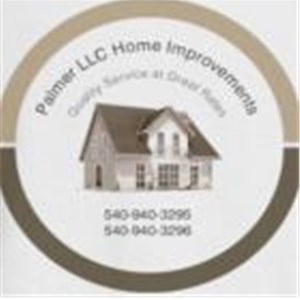 Robert Palmer LLC Home Improvements Logo