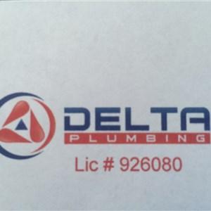 Delta Plumbing Logo