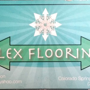 Flex Flooring Logo