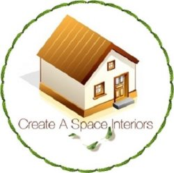 Create A Space Interiors Logo