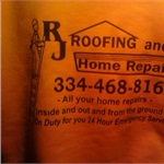Rj Roofing & Home Repairs Logo