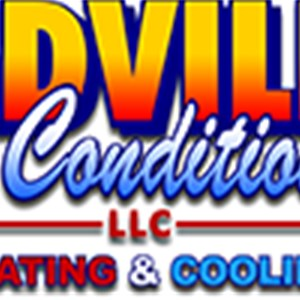 Advill Air Conditioning Logo