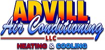 Advill Air Conditioning Logo