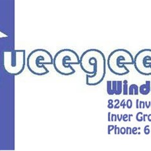 Squeegee Pro Window Cleaning LLC Logo