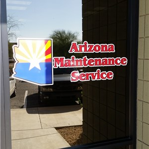 Arizona Maintenance Service Logo